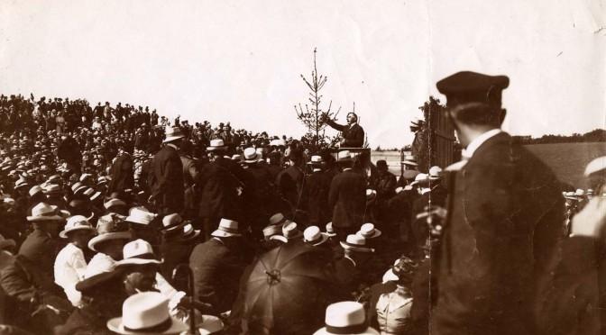 14. juni 1914. Dansk årsmøde i Haderslev