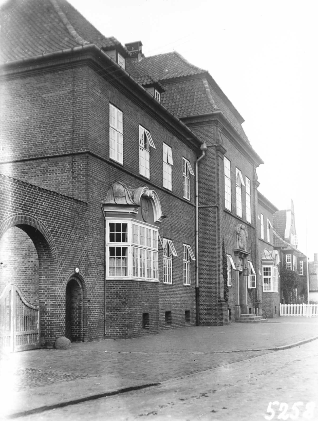 3. juni 1920. Særskilte Domstole i Tønder og Aabenraa