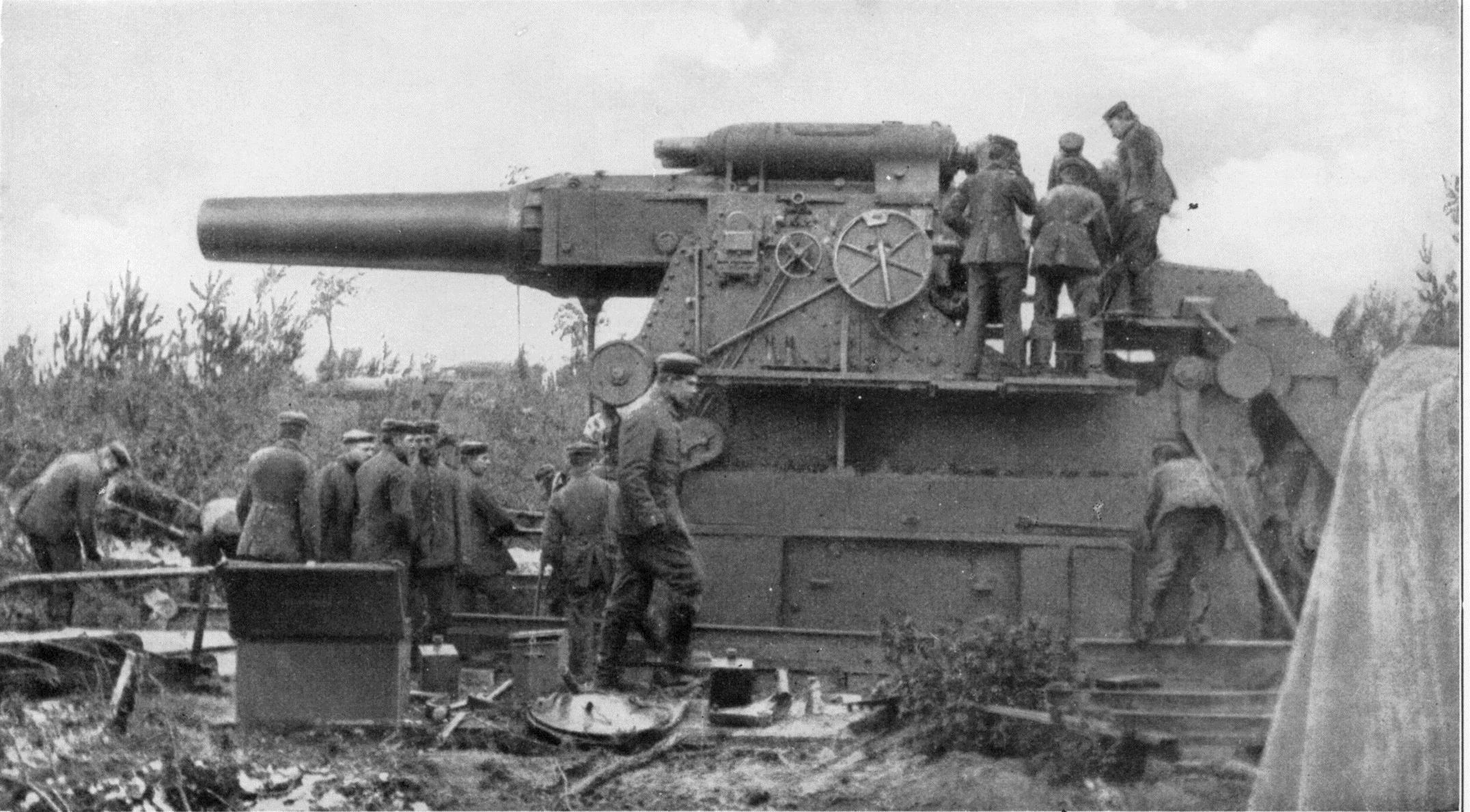 18. august 1915. Storm på fæstningen Kowno