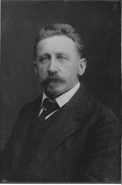 Rigsdagsmand H.P. Hanssen