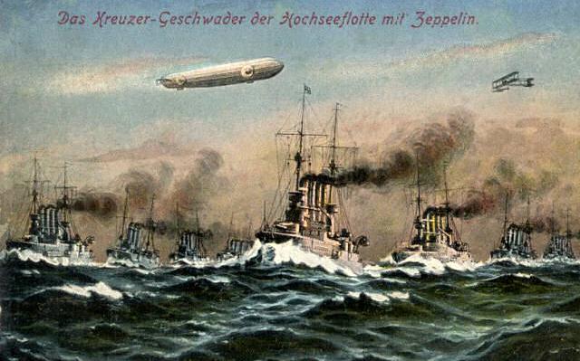 12. Oktober 1914. Nyt fra Hejmdal: Krigen koster 200 Millioner Mark dagligt!