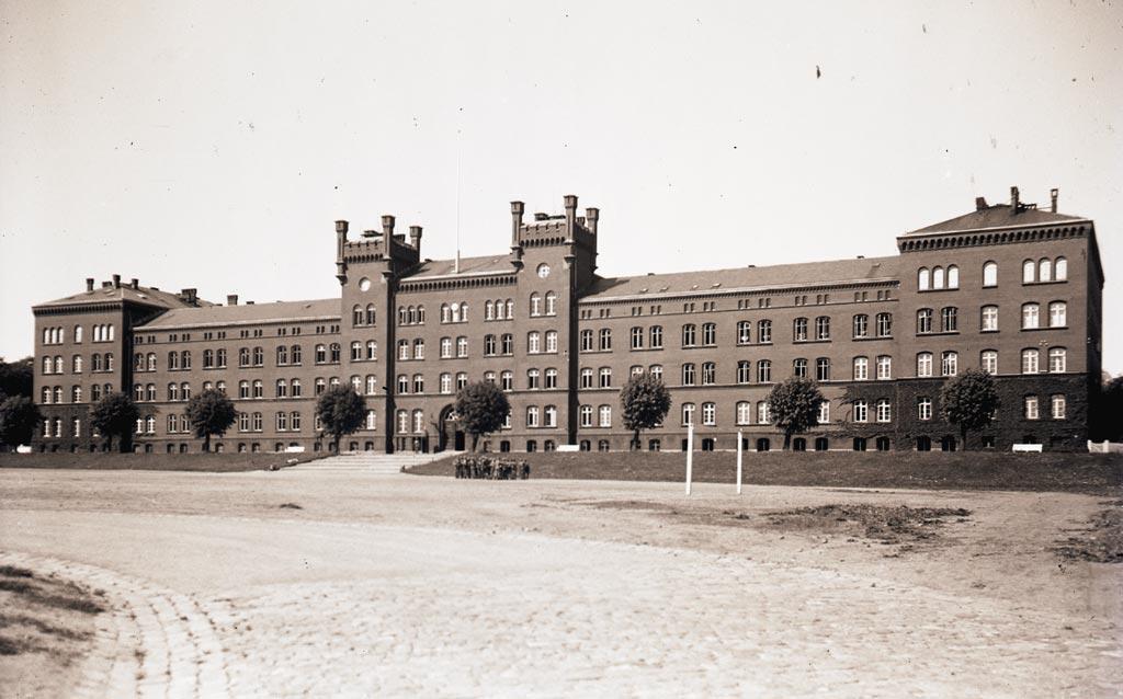 26. september 1918 – Enkefru Røgind: 200 rekrutter på lazaret
