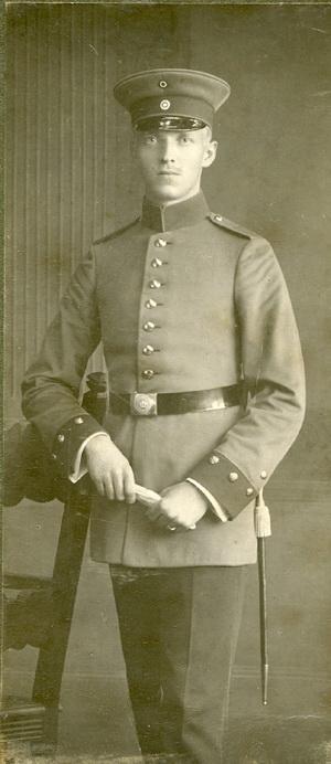 Jørgen Carl From (1888-1914) Asserballe
