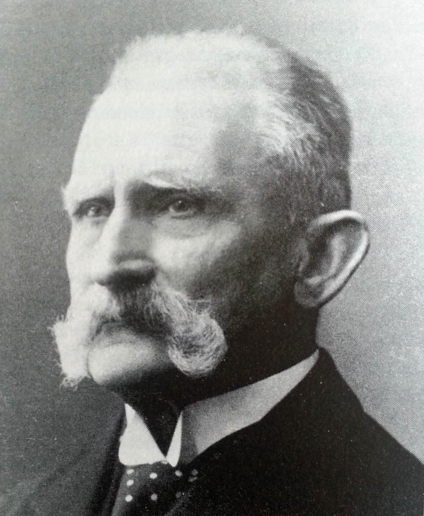 N.C. Willemoës, redaktør af Ribe Stiftstidende