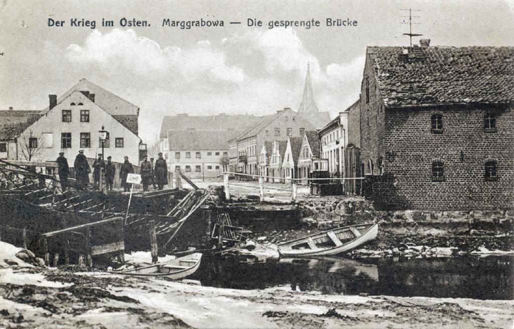 18. september 1914. Brev fra Jeppe Østergaard på Østfronten.