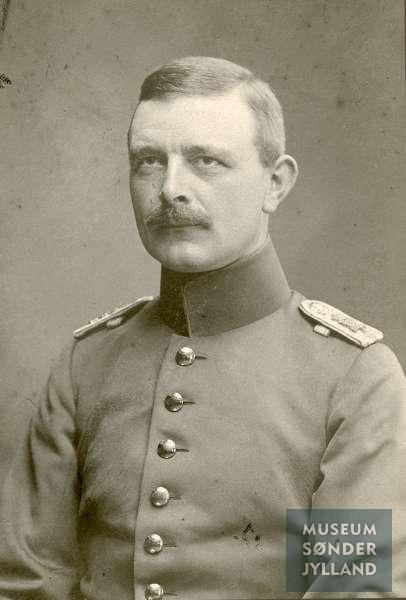 Hans Dietrich von Zerssen ( -1914) Sønderborg