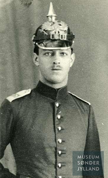 Christian Hansen (1892-1914) Sjellerup, Egen
