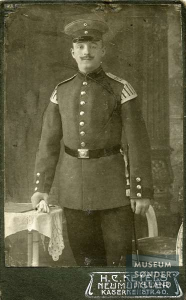 Søren Andersen (1891-1914) Svenstrup