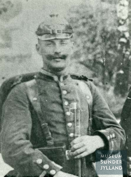 Hans Peter Hansen (1887-1914) Svenstrup