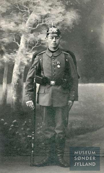Jørgen Hansen (1892-1914) Oksbøl