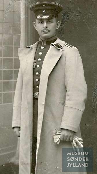 Hugo Eduard Karl Dobran (1889-1914) Sønderborg