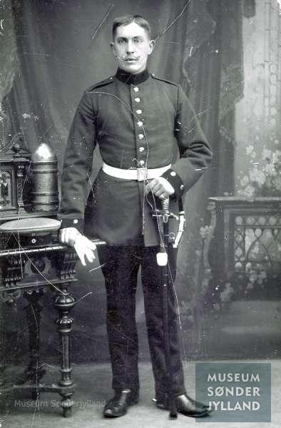 Jørgen Jacob Christensen Esmann (1888-1914) Ulkebøl