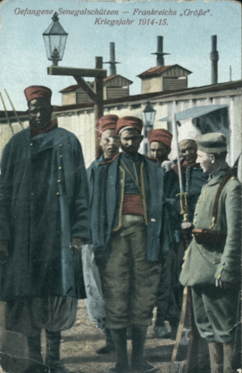 6. september 1914. Mørket sænker sig. De sårede er prisgivet fjendernes nåde.