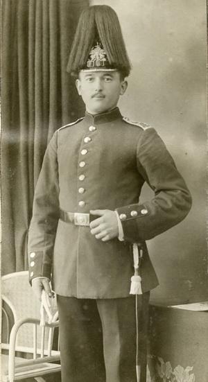 Jens Nielsen Abrahamsen (1889-1914) Sarup.