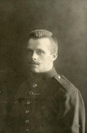 Hans Hansen (1914), Oksbøl.