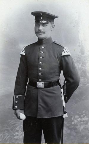 Frederik Petersen (1881-1914) Nymølle.