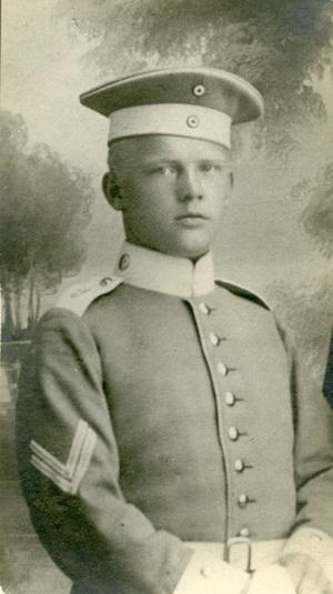 Henry Jørgen Simonsen (1890-1914), Sønderborg.