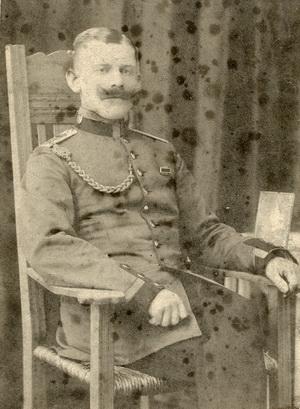 August Karl Friedrich Ziggel (1878-1914), Sønderborg.