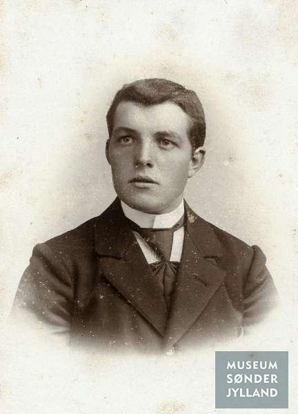 Jørgen Jørgensen (1882-1914) Hundslev, Notmark