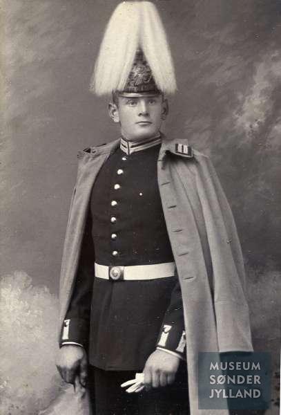 Jens Christensen Brock (1886-1916) Ulkebøl