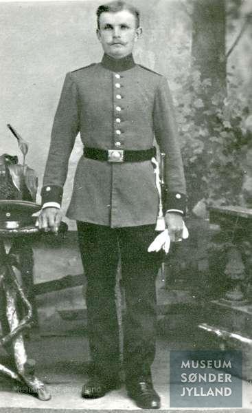 Hans Jørgensen Damm (1886-1914) Dynt, Broager