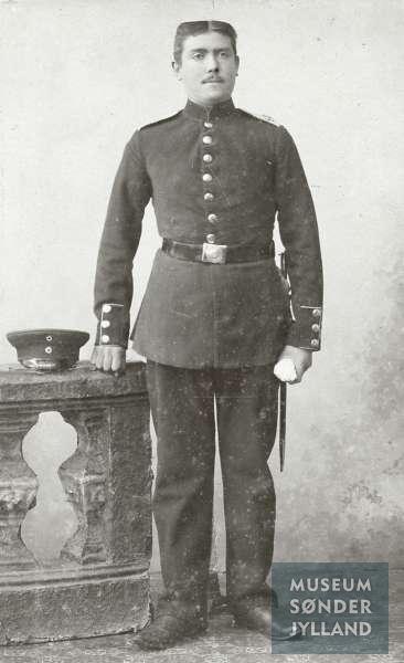 Ivan Schmidt (1882-1914) Holm, Nordborg