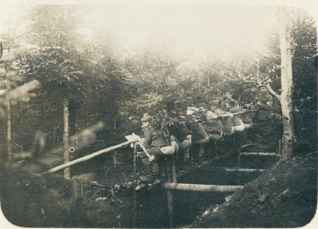 23. december 1917. Hestegullasch – men hesten hævner sig …