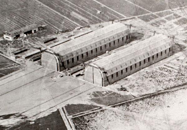 19. februar 1915 – Luftskibshal i Tønder færdig