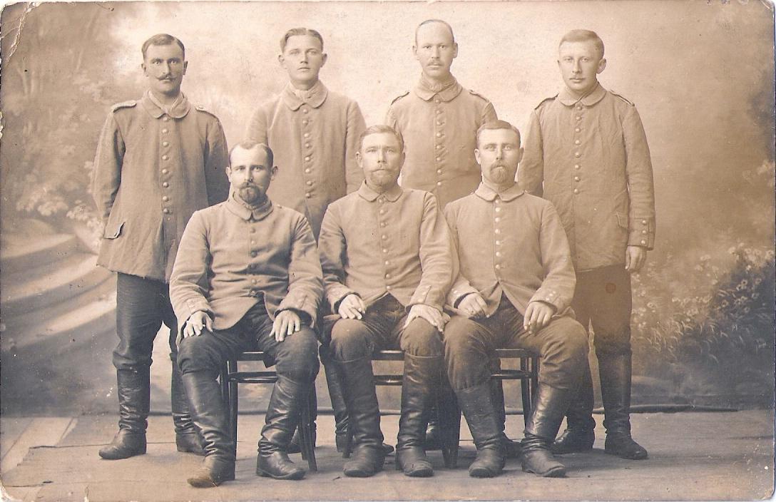 11. juni 1916. Krigfange i Rusland: Fra Vladivostok til Dnjepropetrovsk.