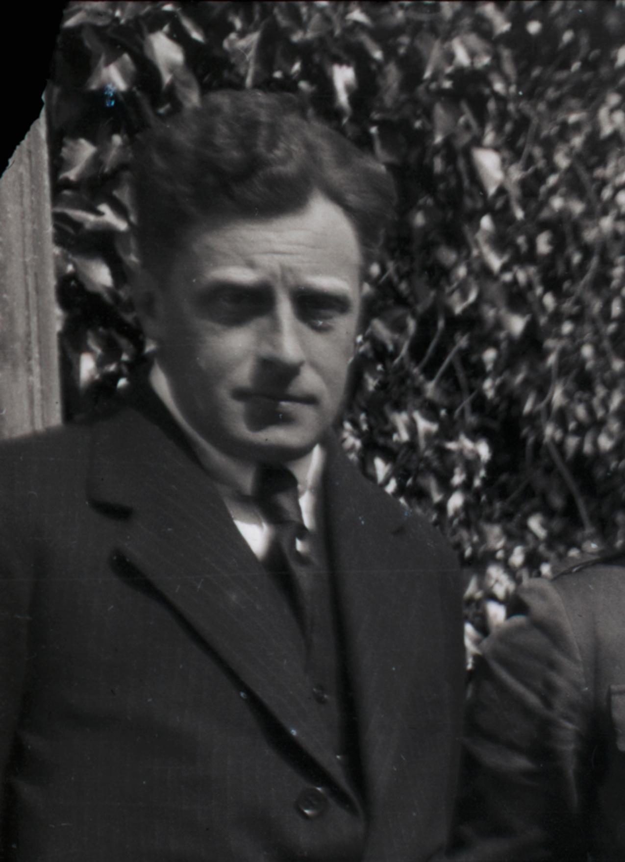 19. november 1914. Har Grev Schack begået landsforræderi?