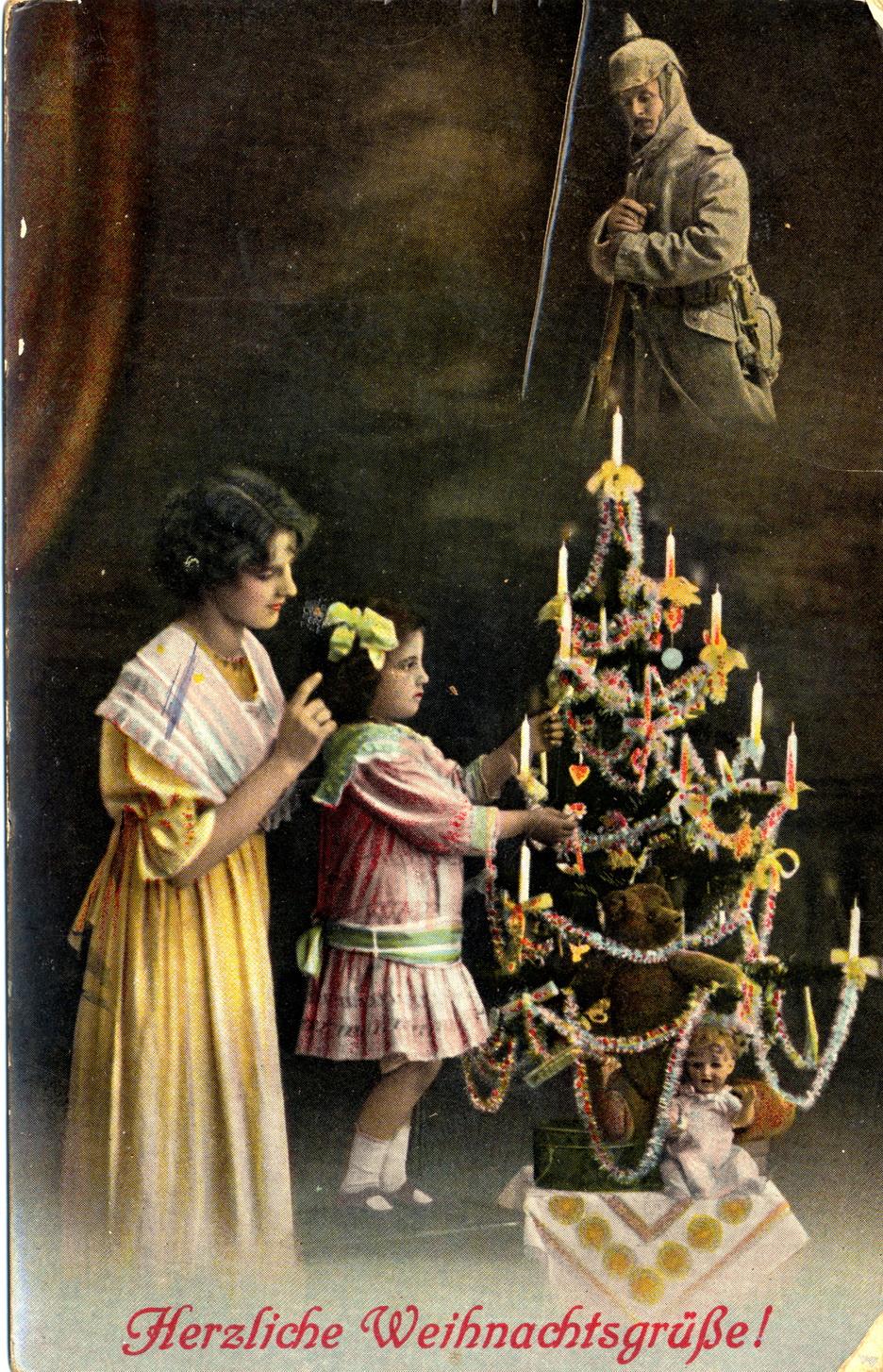 22. december 1918. Kun 6 mand fik juleorlov – og Peter Madsen var ikke blandt dem