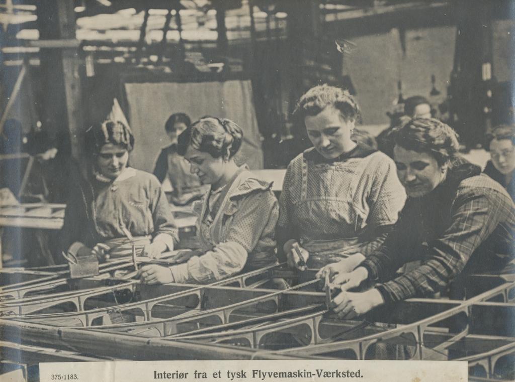 24. november 1914. Nyt fra Sønderjylland: Kvindelige kriminalbetjente!