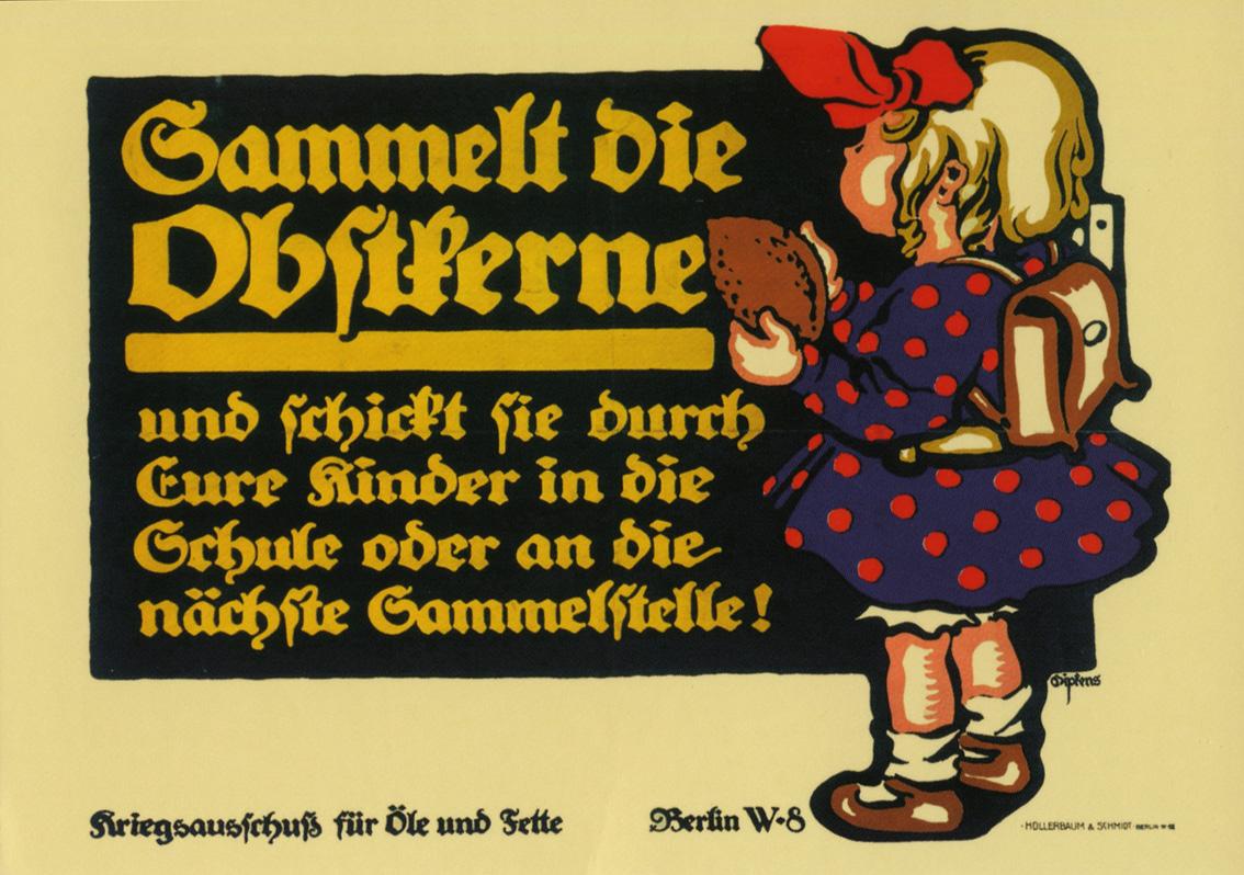 5. januar 1915. Indsamling af uld og bomuld