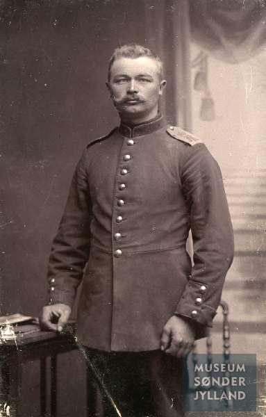 Peter Lausen (1884-1915) Tandslet