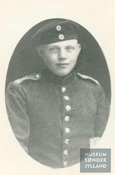 Christian Thuesen (1886-1915) Ulkebøl
