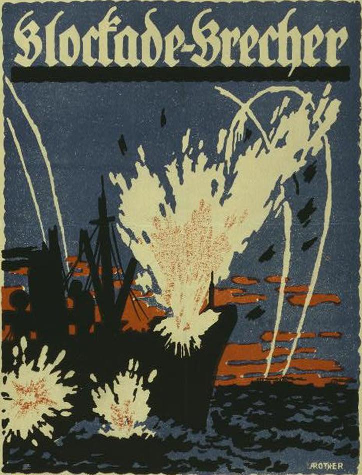 25. juni 1915. Nis Kock i Østafrika: HMS Hyacinth vender tilbage!