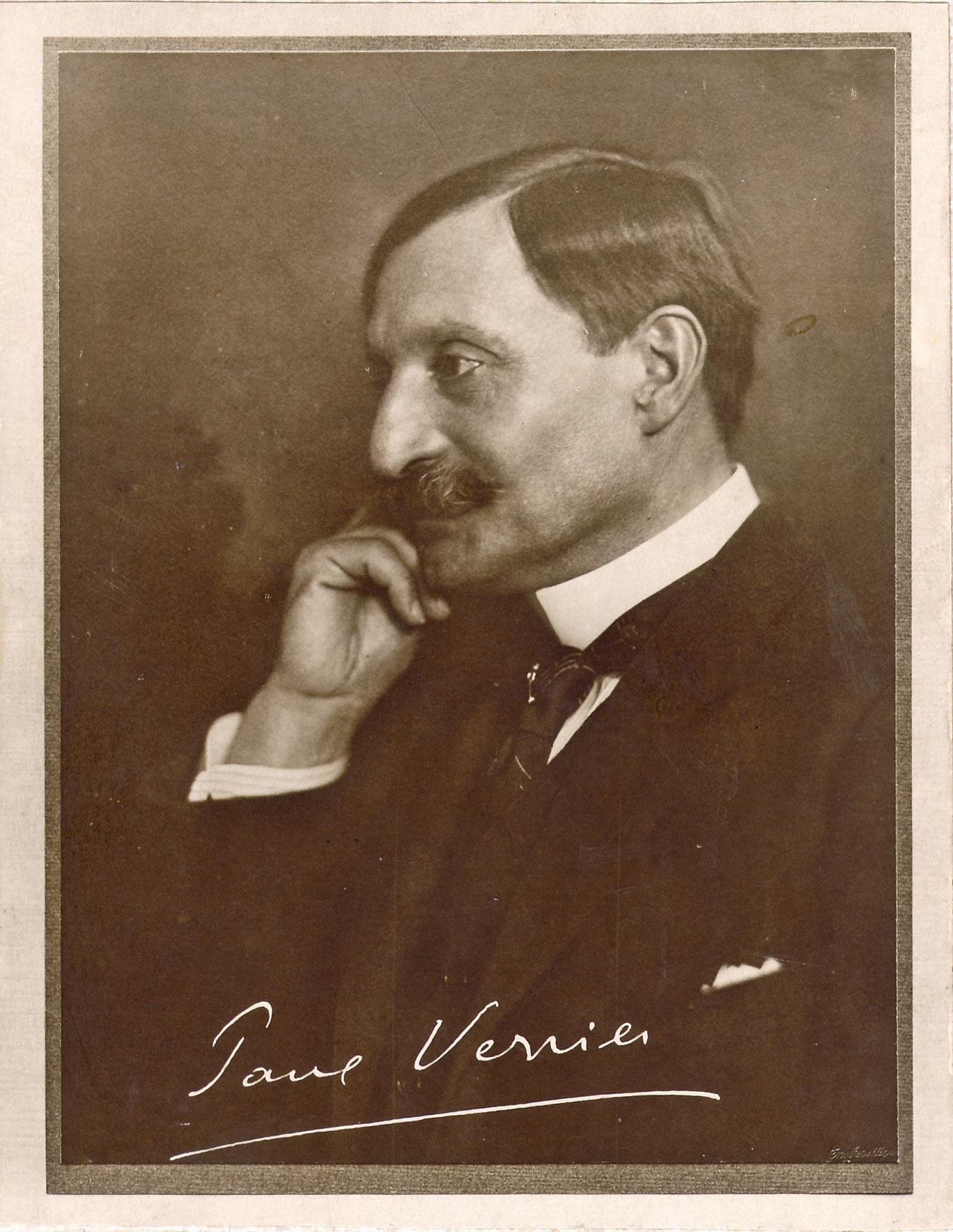 21. februar 1919. Paul Verriers memorandum til den franske regering vedr. afstemningen i Slesvig