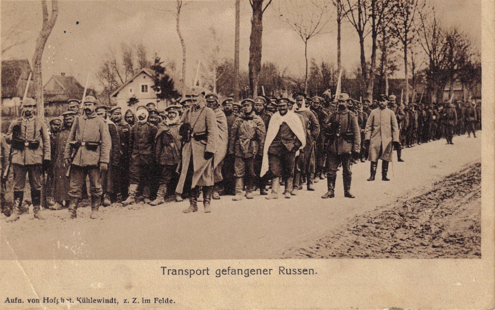 20. august 1915. Regiment 84 i kampene ved Bielsk