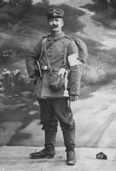 """5. februar 1915 – Iver Henningsen: """"en lang og besværlig march"""""""