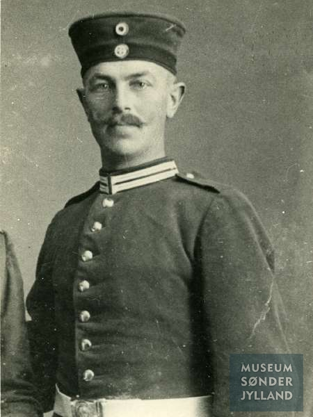 Mathias Petersen (1885-1915) Kegnæs