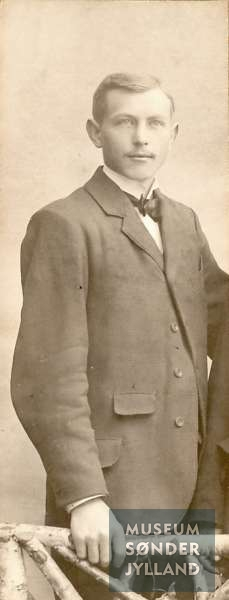 Hans Horne (1883-1915) Tandslet