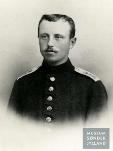 Christian Lorenzen (1877-1915) Dybbøl