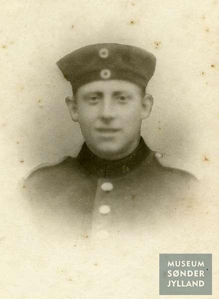 Friedel Wilhelm Kruse (1892-1915) Sønderborg