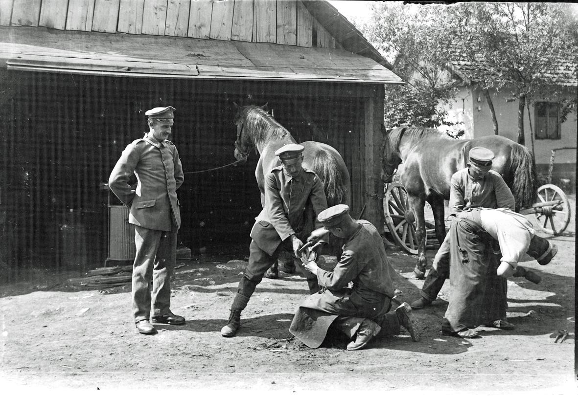 18. november 1915. En ægte jyde på Balkan