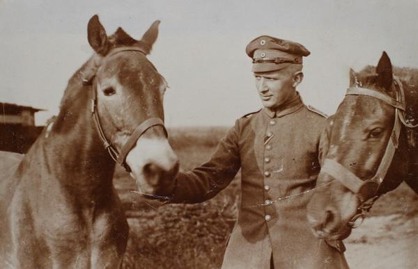 "23. juni 1915 – Friedrich Nissen: ""Russerne raabte os – ""God Morgen"""""