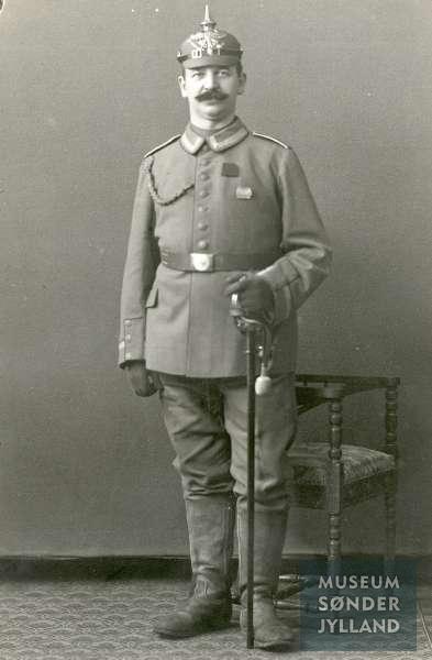 Otto Friedrich Wetzel (1875-1915) Wittenberg
