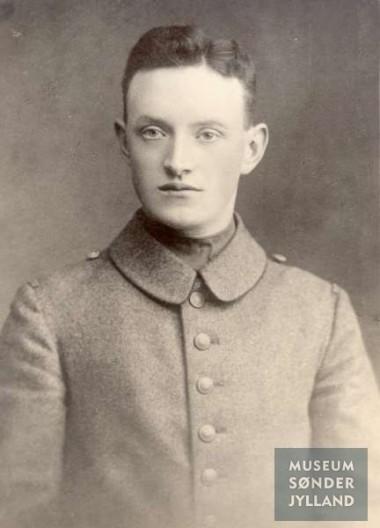 Emil Andreas Hoffmeister (1893-1915) Sønderborg