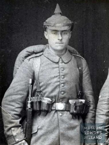 Christian Christensen Møller (1894-1915) Kegnæs