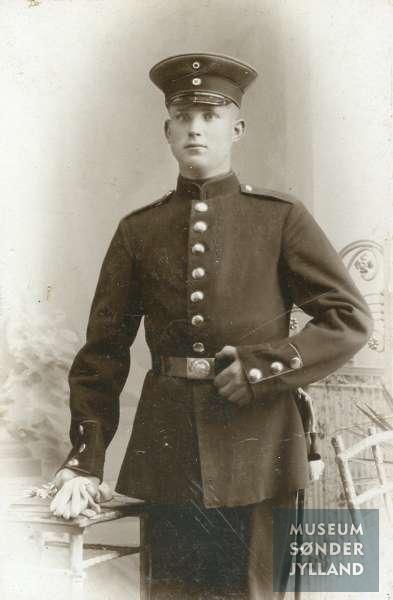 Andreas Hansen Schwarz (1888-1915) Skodsbøl, Broager