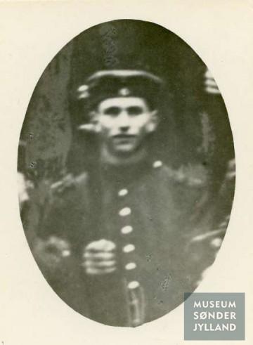 Otto Theobald Schwarz (1894-1915) Skodsbøl, Broager
